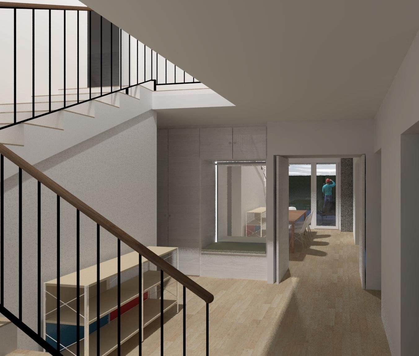 Fenetres Renovation Ou Remplacement 2017 – 2018 : rénovation d'une maison au mont-sur-lausanne